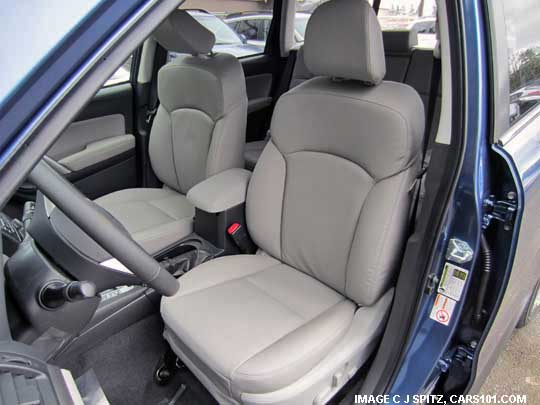 2014 subaru forester interior photos. Black Bedroom Furniture Sets. Home Design Ideas