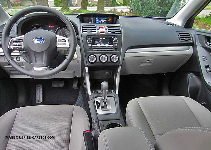 2014 Subaru Forester Interior Photos