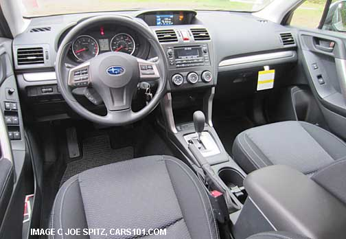 2015 Subaru Forester Interior Photos