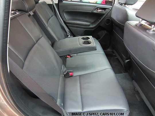 2015 Subaru Forester Interior Photos
