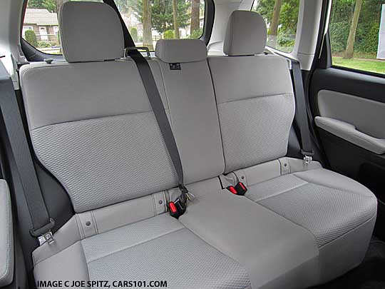 Forester Vs Outback >> 2014 Platinum cloth interior pics??? - Subaru Forester ...