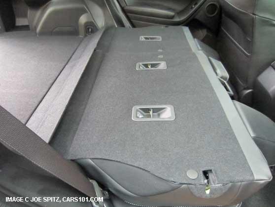 2014 Subaru Forester Interior Photos