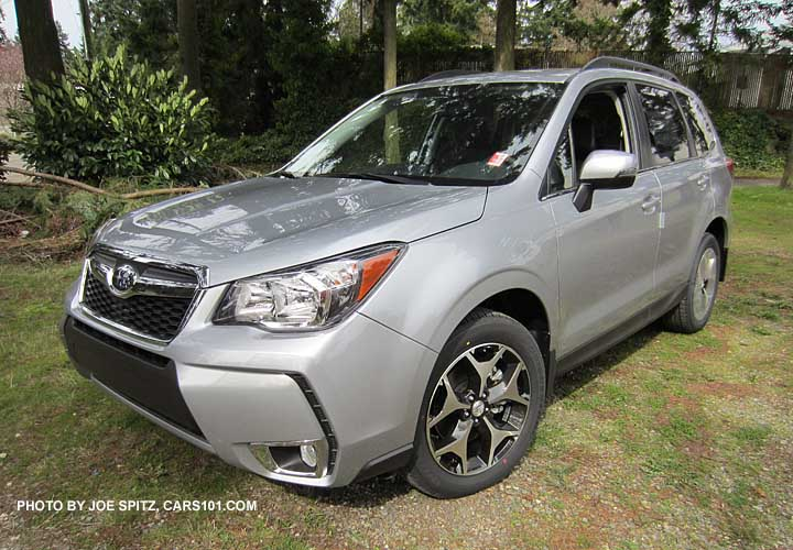 2014 Subaru Forester Exterior Photo Page 1