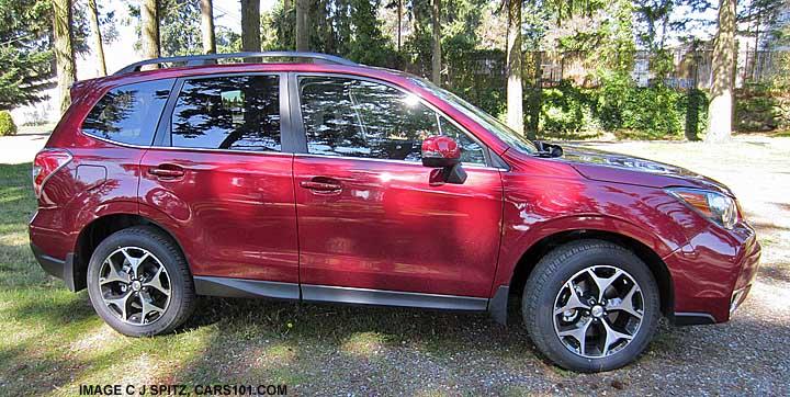 Subaru Forester 2.5 Turbo >> 2014 Subaru Forester, exterior photo page #1