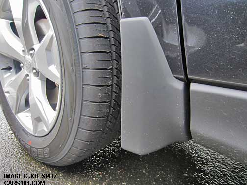 Splash Guard Car >> 2015 Subaru Forester Options and Upgrades Page