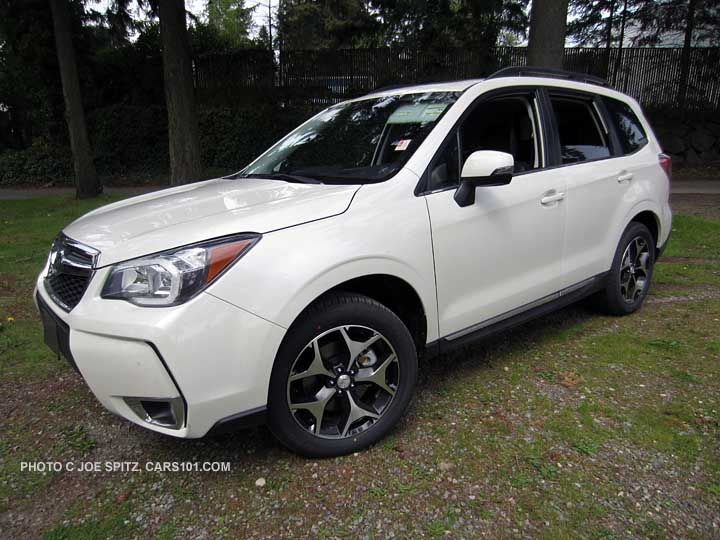 2015 Subaru Forester, exterior photo page #1