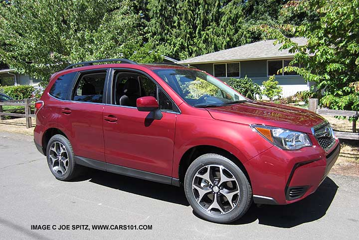 2015 subaru forester exterior photo page 1. Black Bedroom Furniture Sets. Home Design Ideas