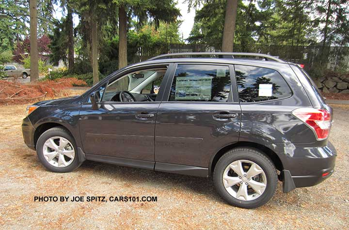 2016 Subaru Forester Exterior Photo Page 1