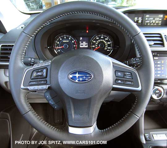 2016 Subaru Forester  interior photos