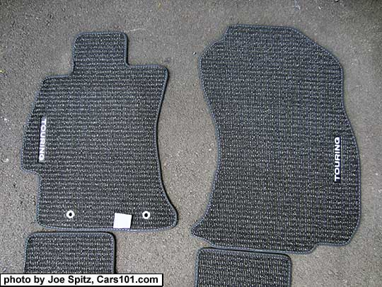 28 best floor mats subaru forester subaru forester. Black Bedroom Furniture Sets. Home Design Ideas