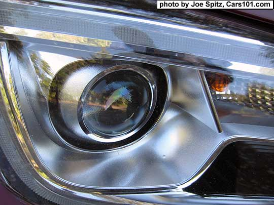 2017 Subaru Forester Headlights With Steering Responsive