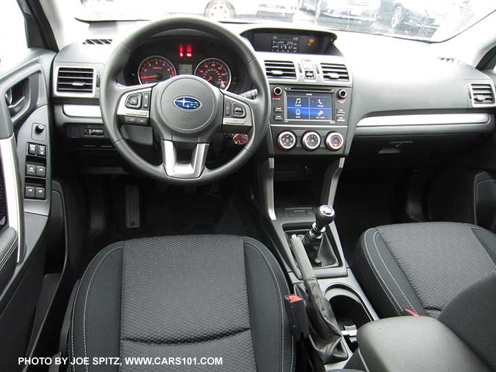 Subaru Forester Interior The Image Kid Has It