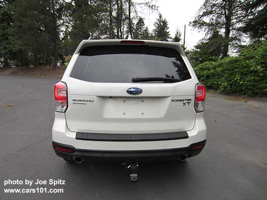 2018 Subaru Forester Exterior Photo Page 1