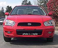 21+ 2004 Subaru Impreza Wagon Interior