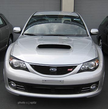 2009 Subaru Impreza WRX Premium 25GT and STI Research Page