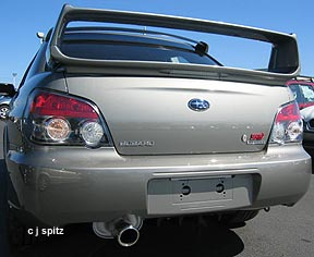 2006 Impreza photos: WRX, STi, Outback Sport, Special Edition SE ...