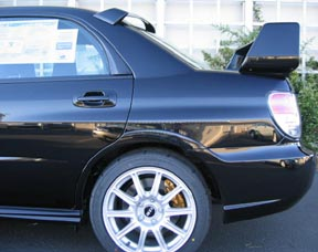 2006 Impreza Photos Wrx Sti Outback Sport Special Edition Se 2 5i Sedan And Wagon