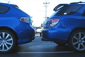 2008 Subaru Impreza Wrx And Sti