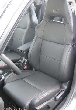 Subaru Wrx Seat >> 2007 Impreza WRX, STi photos