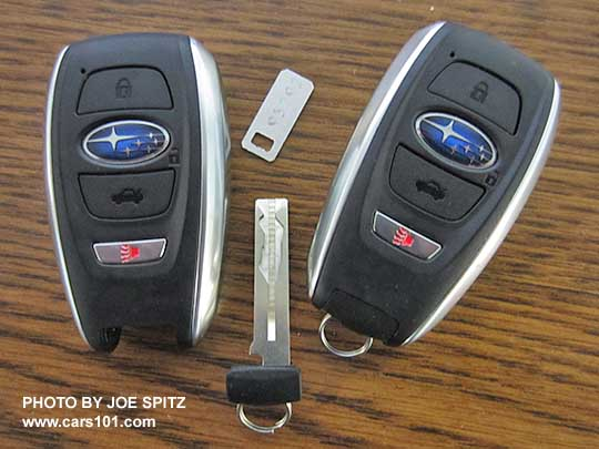 2018 Subaru Key Fob - New Car Release Date and Review 2018 ...