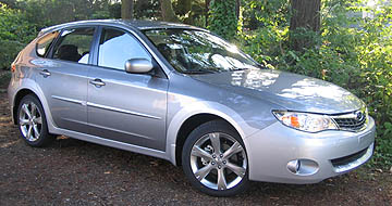 2008 subaru impreza outback sport 4 door sedan. Black Bedroom Furniture Sets. Home Design Ideas