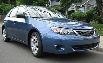 2008 Subaru Impreza Outback Sport 2 5i 4 Door Sedan 2 5i
