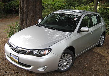 2009 subaru impreza outback sport premium 4 door. Black Bedroom Furniture Sets. Home Design Ideas