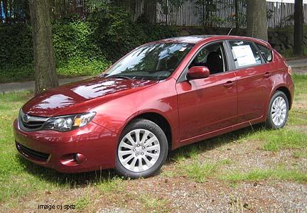2011 Subaru Impreza Outback Sport 25i Premium 4 Door Sedan 5