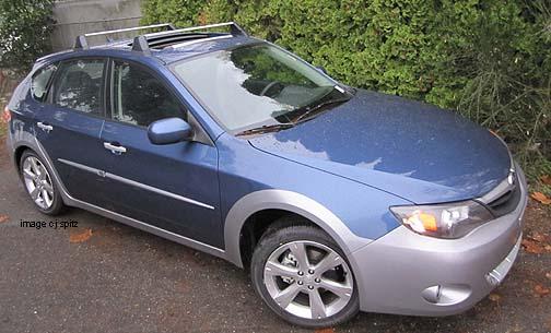 Subaru Impreza Outback Sport  I Premium  Door Sedan  Door Wagon Options Price Photos And More