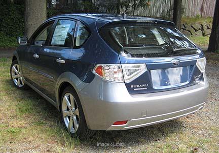 2011 Subaru Impreza Outback Sport, 2 5i, Premium 4 door