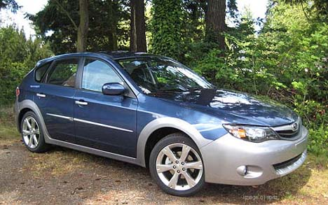 2011 Outback Sport New Color