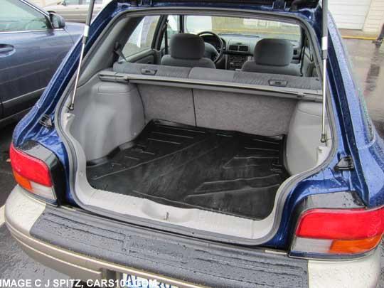 2000 Subaru Impreza Outback Sport Photo Page