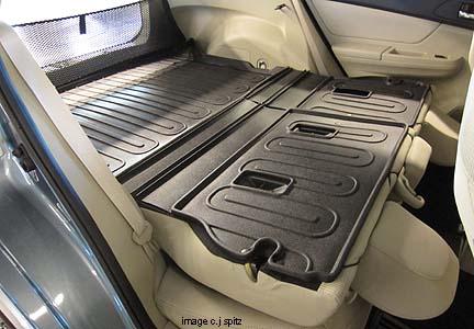 2014 And 2013 Subaru Impreza Options And Upgrade Photos