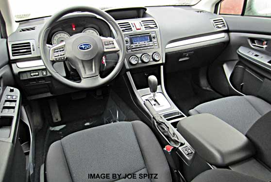 Subaru Impreza 2014 Wrx Interior Images Galleries With A Bite