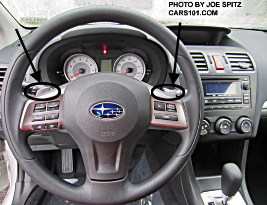 2014 Impreza Subaru Specs Options Dimensions And More