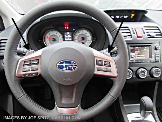 2014 Impreza Subaru specs, options, dimensions and more
