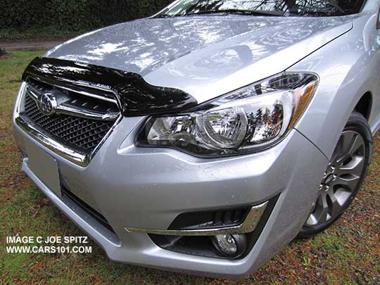 Rain Guards For Cars >> 2015 Impreza options, upgrades, and accessories photographs and images