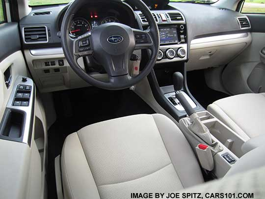 2015 Impreza Subaru Specs Options Prices Dimensions Measurements And More