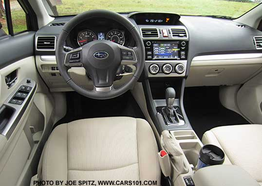 2015 Impreza Subaru Specs Options Prices Dimensions Measurements And More