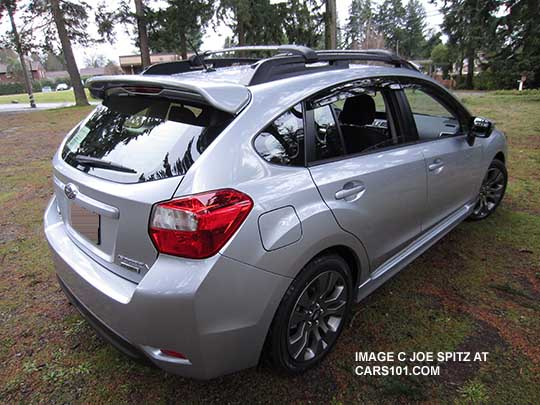 2015 Impreza Options Upgrades And Accessories