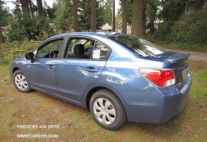 2015 impreza subaru specs options prices dimensions measurements rh cars101 com Used Subaru Impreza 2.0I Subaru Impreza 2.0I Review
