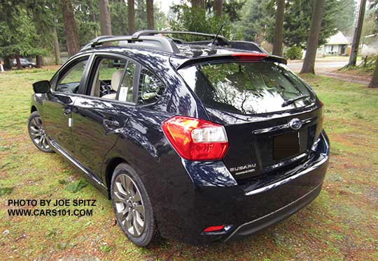 2015 Impreza Subaru Specs Options Prices Dimensions