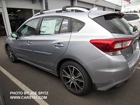 2017 Impreza Subaru Specs Options Prices Dimensions