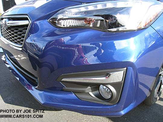 2018 Impreza Subaru specs, options, prices, dimensions