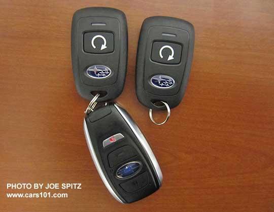 2018 Subaru Remote Start Instructions New Car Release