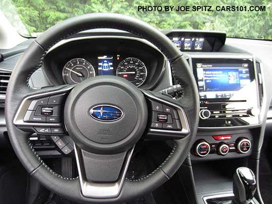 2019 Impreza Subaru specs, options, prices, dimensions