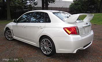 2011 Subaru Impreza Wrx Sti Research Page Wrx Premium