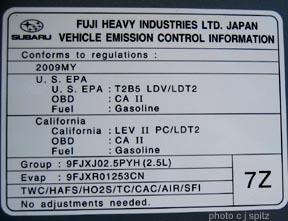 2009 Subaru Wrx Exterior Images And Photos