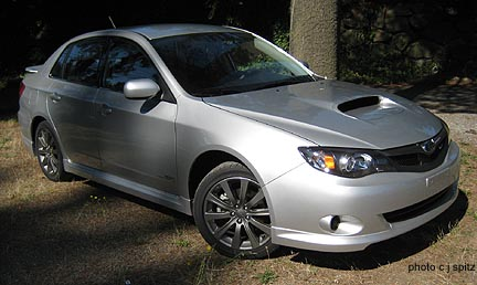 2009 subaru wrx exterior images and photos. Black Bedroom Furniture Sets. Home Design Ideas