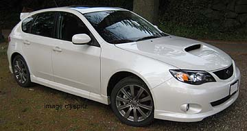 2009 Subaru Wrx Exterior Images And Photos